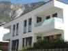 Absam: Doppelhaus Vorderansicht