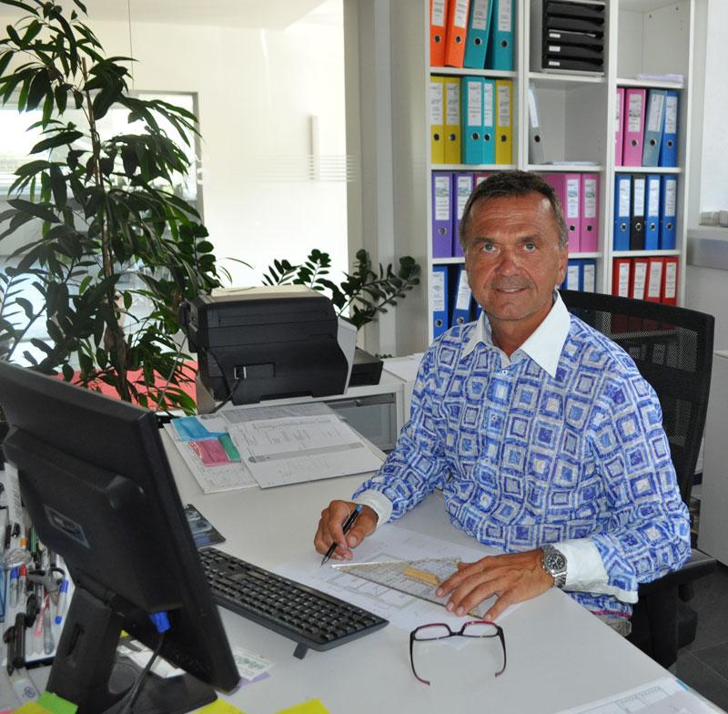 Creativbau Baumeister Fritz Kofler