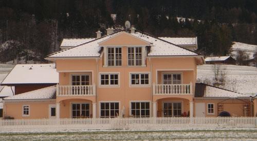 Ebbs Doppelhaus