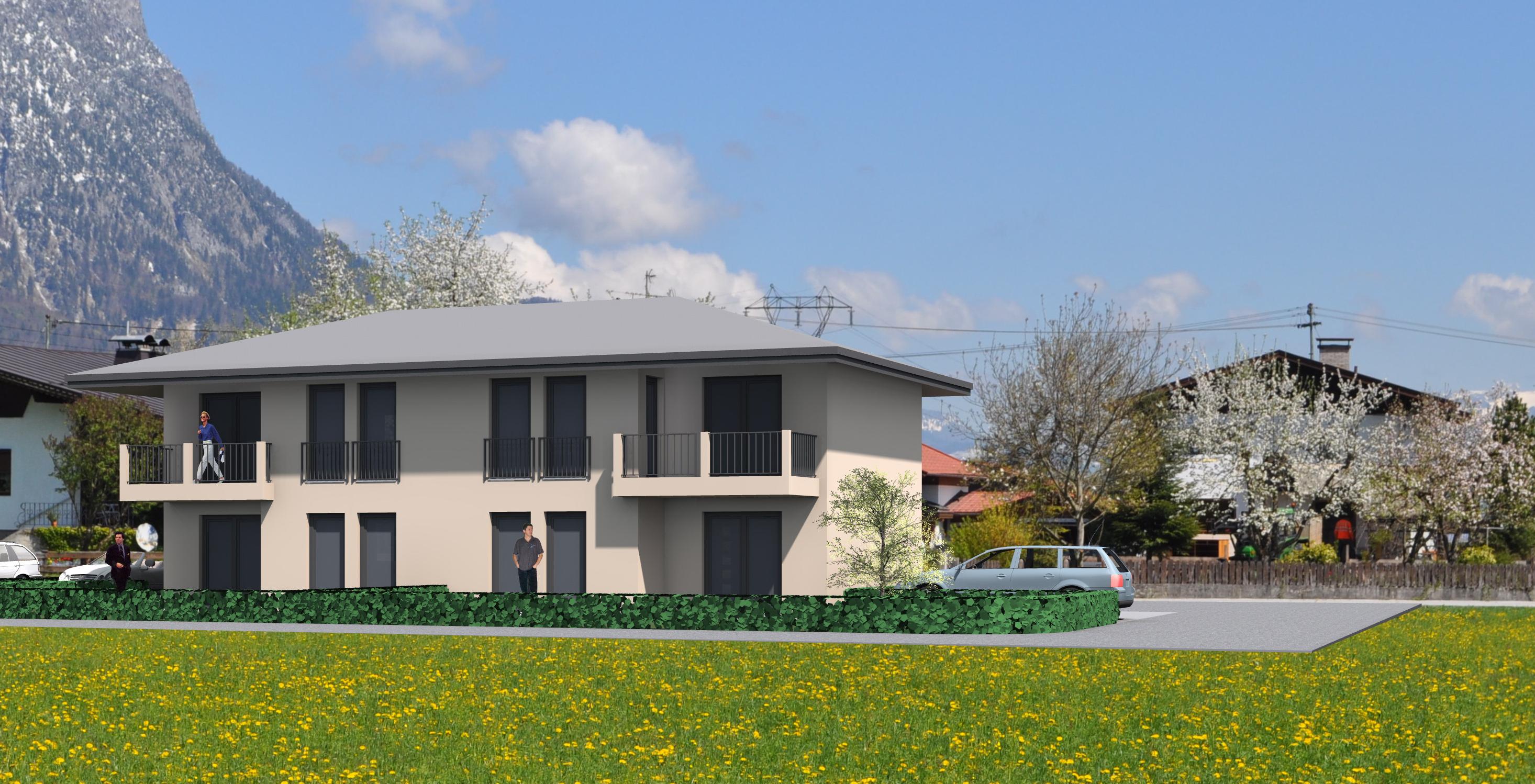 """Doppelhaus Oberlangkampfen """"Erlenweg"""""""