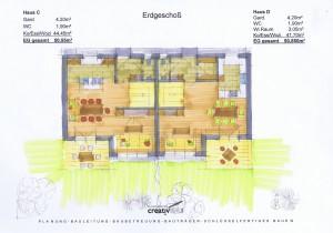 Haus C+D-EG