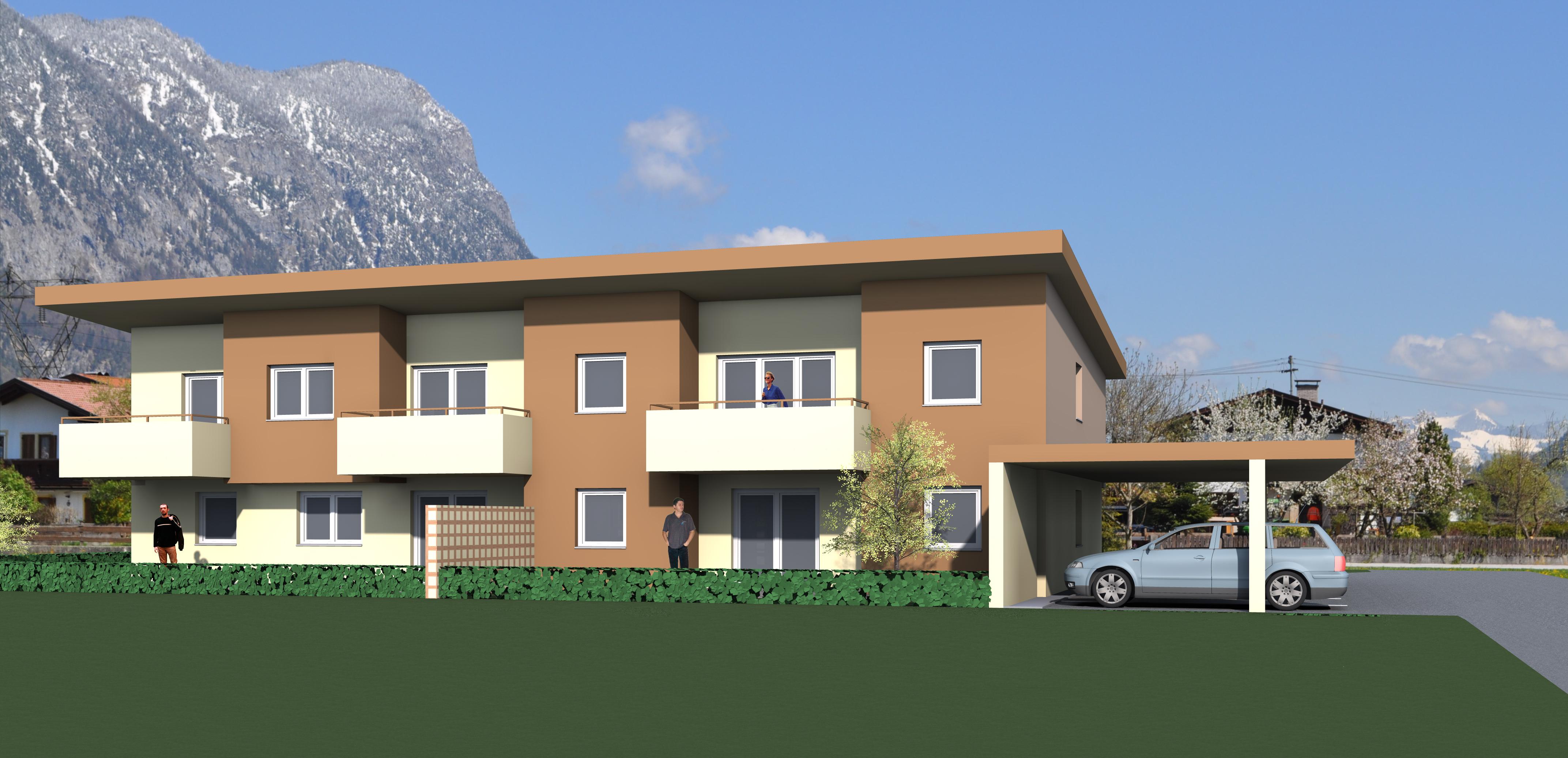 5 Wohnungen in Oberlangkampfen