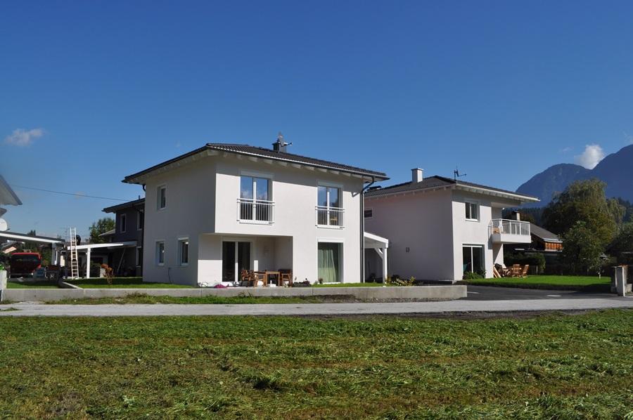 Oberlangkampfen BA 2 Einfamilienhäuser